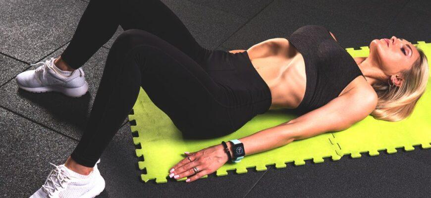 7 способов накачать мышцы дома