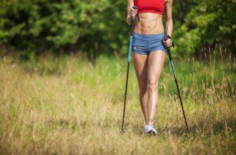 Почему скандинавская ходьба полезна женщинам