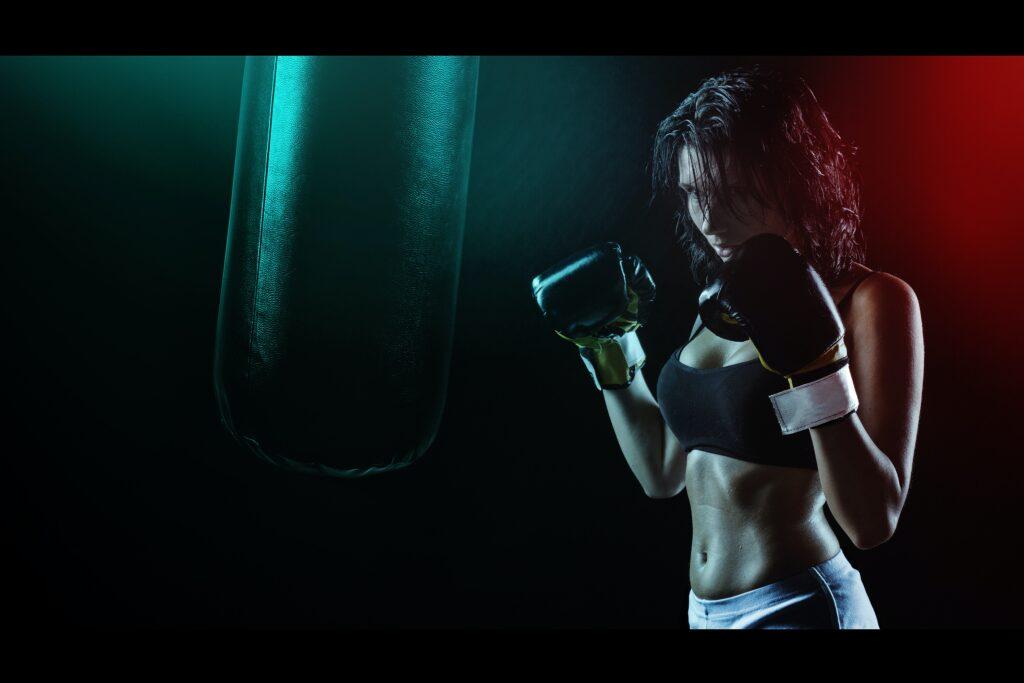 Как бокс может помочь в построение красивого тела и повышении своей самооценки