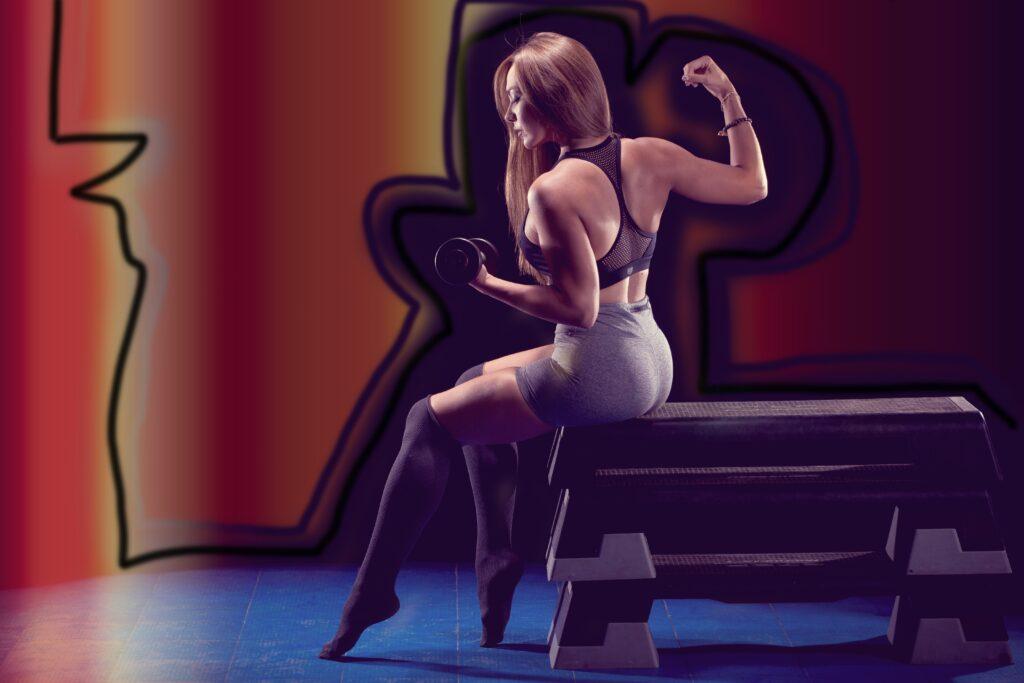Как нужно худеть правильно: примеры похудения с помощью бега и с помощью силовых упражнений