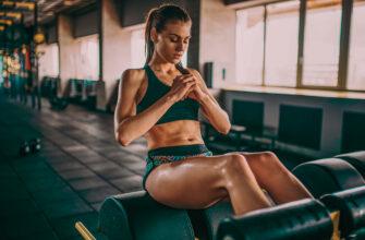 Безупречный рацион: Строй мышцы, сжигай жир