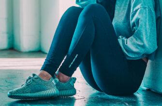 Кроссовки Adidas Yeezy 350 - оригинальное дизайнерское решение